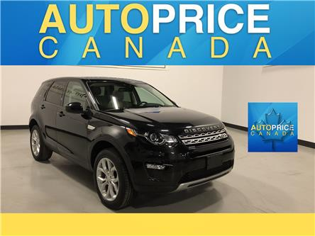 2016 Land Rover Discovery Sport HSE (Stk: W0835) in Mississauga - Image 1 of 29