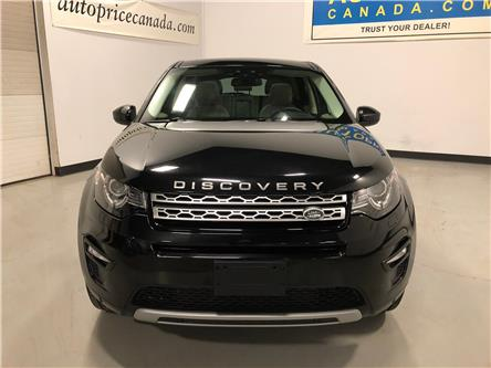 2016 Land Rover Discovery Sport HSE (Stk: W0835) in Mississauga - Image 2 of 29