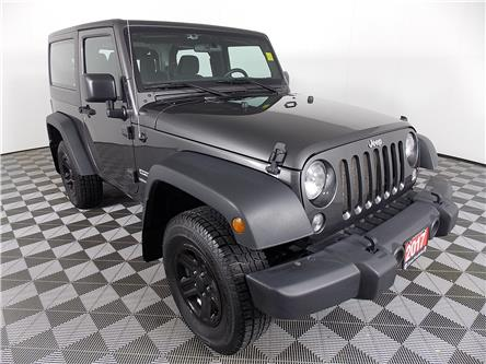 2017 Jeep Wrangler Sport (Stk: 19-598A) in Huntsville - Image 1 of 28