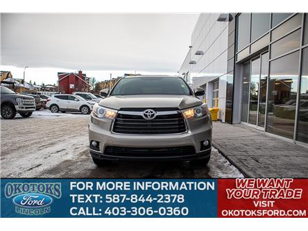 2015 Toyota Highlander Limited (Stk: LK-41A) in Okotoks - Image 2 of 12