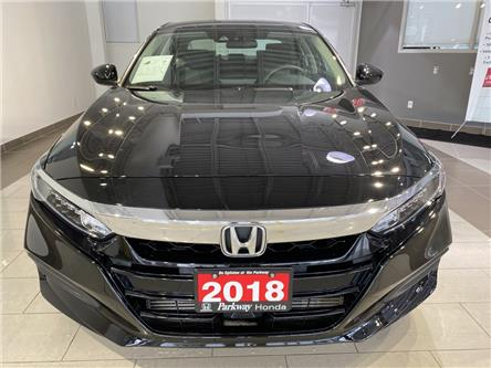2018 Honda Accord LX (Stk: 16621A) in North York - Image 2 of 18
