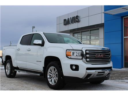 2017 GMC Canyon SLT (Stk: 188615) in Claresholm - Image 1 of 23