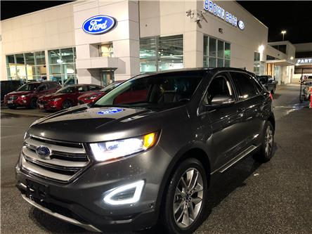2015 Ford Edge Titanium (Stk: OP2011) in Vancouver - Image 1 of 27