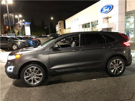 2015 Ford Edge Titanium (Stk: OP2011) in Vancouver - Image 2 of 27