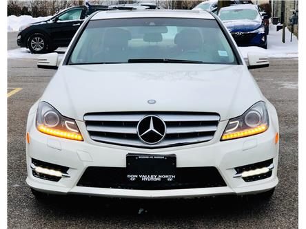 2012 Mercedes-Benz C-Class Base (Stk: 8240H) in Markham - Image 2 of 24