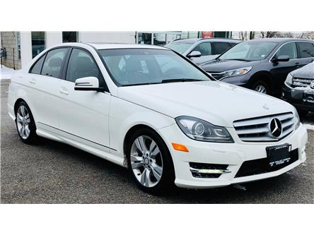 2012 Mercedes-Benz C-Class Base (Stk: 8240H) in Markham - Image 1 of 24