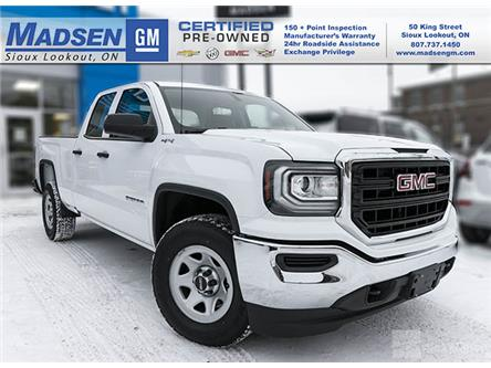 2015 GMC Sierra 1500 Base (Stk: A19136) in Sioux Lookout - Image 1 of 11