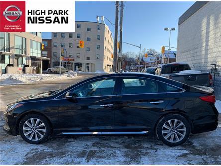 2016 Hyundai Sonata Sport Tech (Stk: U1774) in Toronto - Image 2 of 23