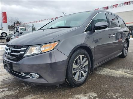 2016 Honda Odyssey Touring (Stk: 326711A) in Mississauga - Image 1 of 25