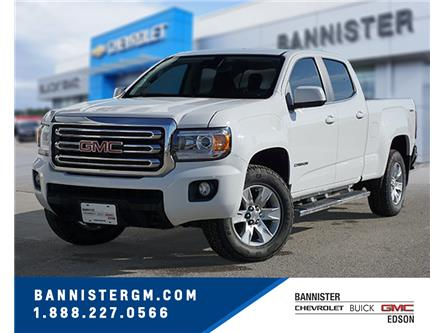 2016 GMC Canyon SLE (Stk: P19-365) in Edson - Image 1 of 18