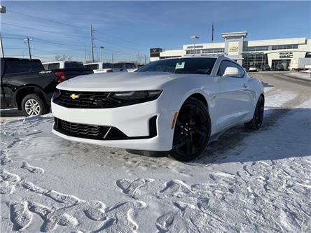 2019 Chevrolet Camaro 1LT (Stk: K0142217) in Calgary - Image 1 of 17