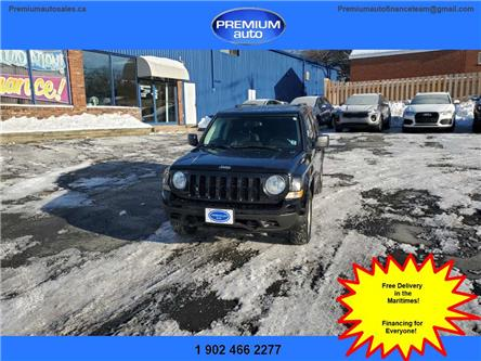 2016 Jeep Patriot Sport/North (Stk: 721871) in Dartmouth - Image 1 of 16