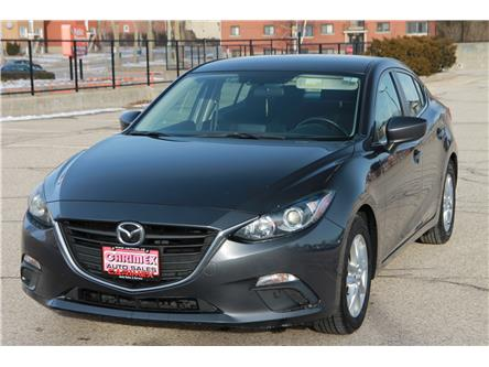 2016 Mazda Mazda3 GS (Stk: 1912598) in Waterloo - Image 1 of 27