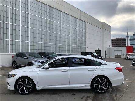 2018 Honda Accord Sport 2.0T (Stk: HP3612) in Toronto - Image 2 of 30