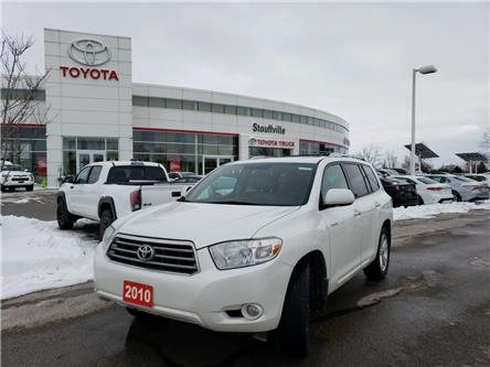 2010 Toyota Highlander V6 Limited (Stk: 200359AA) in Whitchurch-Stouffville - Image 1 of 13