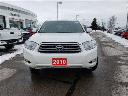 2010 Toyota Highlander V6 Limited (Stk: 200359AA) in Whitchurch-Stouffville - Image 2 of 13