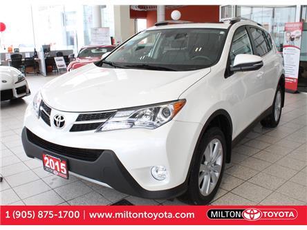 2015 Toyota RAV4 Limited (Stk: 229971) in Milton - Image 1 of 39