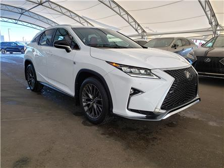 2017 Lexus RX 350 Base (Stk: L20167A) in Calgary - Image 1 of 25