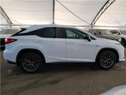 2017 Lexus RX 350 Base (Stk: L20167A) in Calgary - Image 2 of 25