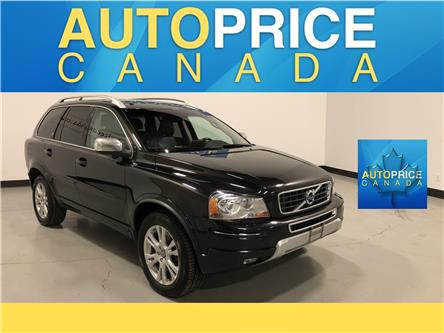 2013 Volvo XC90 3.2 Platinum (Stk: W0707A) in Mississauga - Image 1 of 29