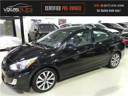 2017 Hyundai Accent SE (Stk: NP77112) in Vaughan - Image 1 of 25