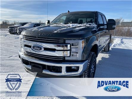 2019 Ford F-350 Lariat (Stk: K-2243) in Calgary - Image 1 of 6