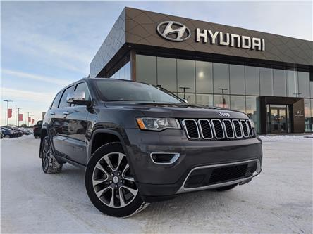 2018 Jeep Grand Cherokee Limited (Stk: H2547) in Saskatoon - Image 1 of 26