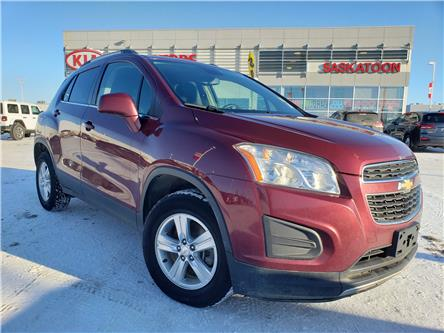 2015 Chevrolet Trax 1LT (Stk: P4631A) in Saskatoon - Image 1 of 8