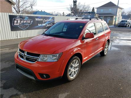 2018 Dodge Journey GT (Stk: 11649) in Fort Macleod - Image 1 of 21