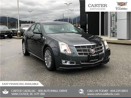 2011 Cadillac CTS 3.6L (Stk: 973370) in North Vancouver - Image 1 of 24