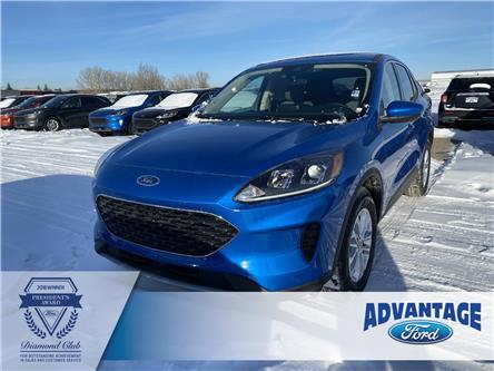 2020 Ford Escape SE (Stk: L-069) in Calgary - Image 1 of 5
