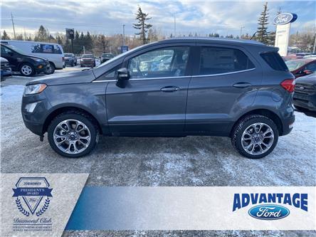 2020 Ford EcoSport Titanium (Stk: L-269) in Calgary - Image 2 of 6