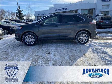 2020 Ford Edge SEL (Stk: L-357) in Calgary - Image 2 of 5