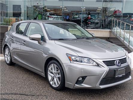 2017 Lexus CT 200h Base (Stk: 29840A) in Markham - Image 1 of 11
