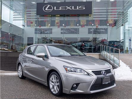 2017 Lexus CT 200h Base (Stk: 29840A) in Markham - Image 2 of 11