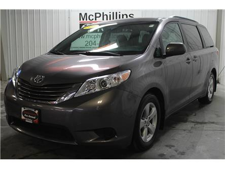 2016 Toyota Sienna  (Stk: S056753A) in Winnipeg - Image 1 of 27