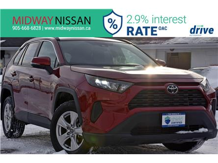 2019 Toyota RAV4 LE (Stk: U1973R) in Whitby - Image 1 of 28