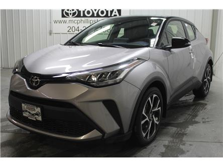 2020 Toyota C-HR XLE Premium (Stk: 1066240) in Winnipeg - Image 1 of 23