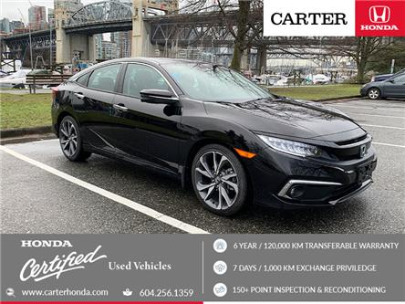 2019 Honda Civic Touring (Stk: B05500) in Vancouver - Image 1 of 24