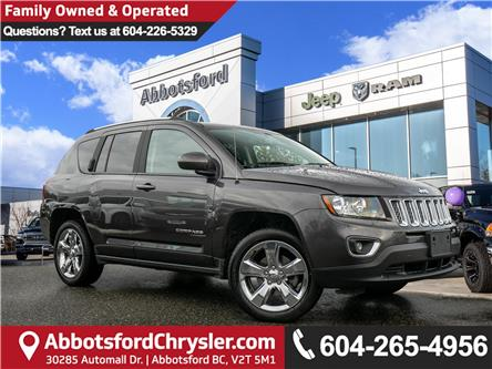 2017 Jeep Compass Sport/North (Stk: AG0995A) in Abbotsford - Image 1 of 25