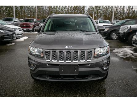 2017 Jeep Compass Sport/North (Stk: AG0995A) in Abbotsford - Image 2 of 25