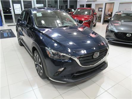 2020 Mazda CX-3 GT (Stk: M2538) in Calgary - Image 1 of 2