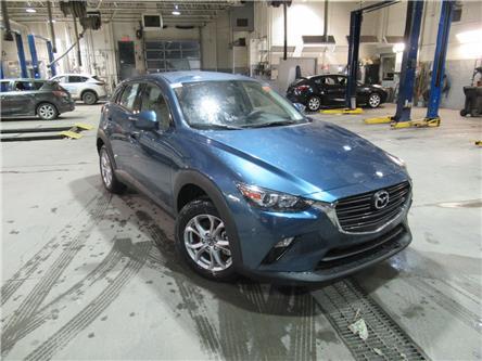 2020 Mazda CX-3 GS (Stk: M2545) in Calgary - Image 1 of 2