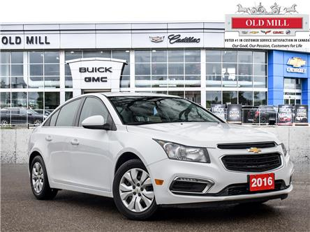 2016 Chevrolet Cruze Limited 1LT (Stk: 118875U) in Toronto - Image 1 of 18