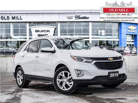 2019 Chevrolet Equinox LT (Stk: 282931U) in Toronto - Image 1 of 19