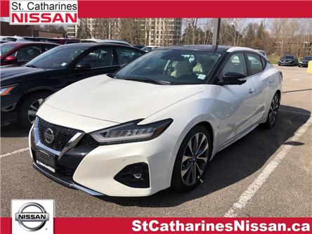 2019 Nissan Maxima Platinum (Stk: MX19003) in St. Catharines - Image 1 of 5