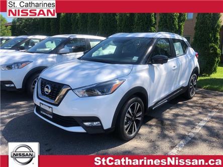 2019 Nissan Kicks SR (Stk: KI19070) in St. Catharines - Image 1 of 5