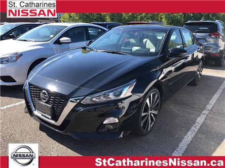 2020 Nissan Altima 2.5 Platinum (Stk: AL20001) in St. Catharines - Image 1 of 5