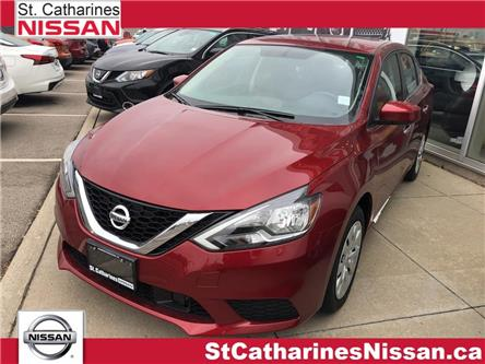 2019 Nissan Sentra  (Stk: SE19031) in St. Catharines - Image 1 of 5