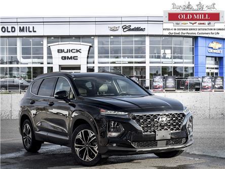 2019 Hyundai Santa Fe Ultimate 2.0 (Stk: 100240U) in Toronto - Image 1 of 23